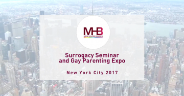 San Diego Fertility Center Attends Men Having Babies NYC