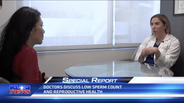 Dr. Brooke Friedman of San Diego Fertility Center Discusses Reproductive Health on KUSI News