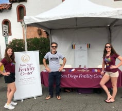 SDFC Attends Palm Springs LGBT Pride Festival